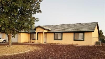 Victorville Single Family Home For Sale: 9885 Le Panto Road