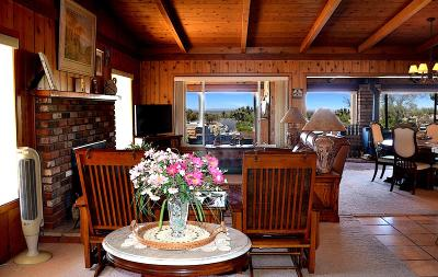 Pinon Hills Single Family Home For Sale: 3401 Quail Road