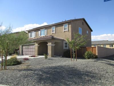 Adelanto Single Family Home For Sale: 11018 Wilson Avenue