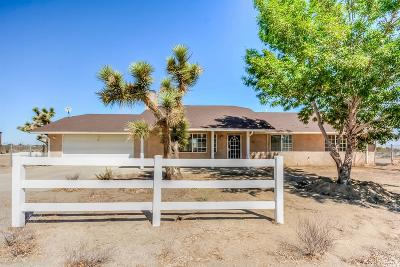Phelan CA Single Family Home For Sale: $299,900