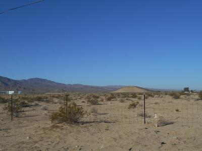 Newberry Springs Residential Lots & Land For Sale: 33100 Mountain View Road