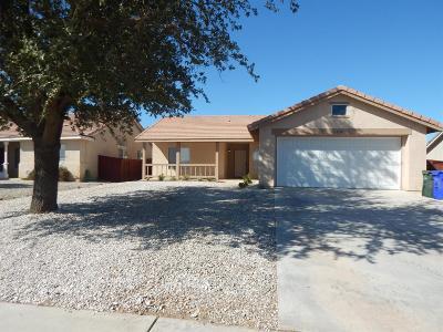 Adelanto Single Family Home For Sale: 11732 Begonia Road