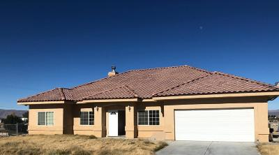 Lucerne Valley Single Family Home For Sale: 35906 Sage Street