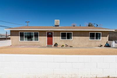 Barstow Single Family Home For Sale: 34585 Western Drive