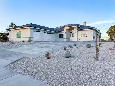 Victorville Single Family Home For Sale: 13997 Brentwood Drive