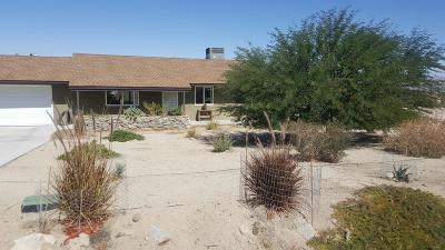 Lucerne Valley Single Family Home For Sale: 32692 Emerald Road