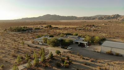 Lucerne Valley Single Family Home For Sale: 30546 Sutter Road
