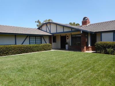 Hesperia Single Family Home For Sale: 7675 Arcadia Avenue