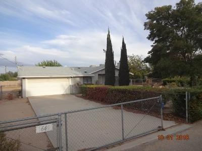 Hesperia Single Family Home For Sale: 7649 Redwood Avenue