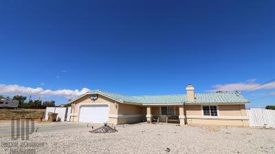 Hesperia Single Family Home For Sale: 17908 Yucca Street