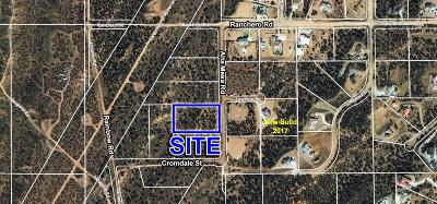 Oak Hills Residential Lots & Land For Sale: Alta Mesa Road