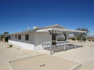 Lucerne Valley Single Family Home For Sale: 36368 Cochise Trail