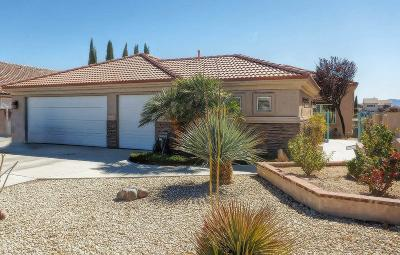 Helendale Single Family Home For Sale: 14393 Jamaica Lane
