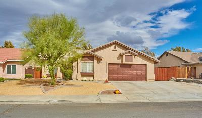 Victorville Single Family Home For Sale: 12263 Silver Arrow Way