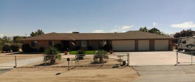 Hesperia Single Family Home For Sale: 15511 Sycamore Street