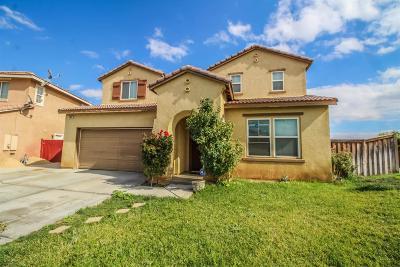 Hesperia Single Family Home For Sale: 12985 La Costa Court