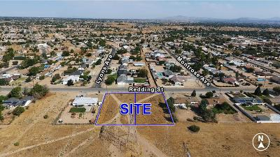 Hesperia Residential Lots & Land For Sale: Redding Street