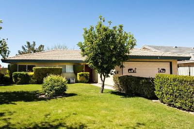 Helendale Single Family Home For Sale: 27430 Cloverleaf Drive