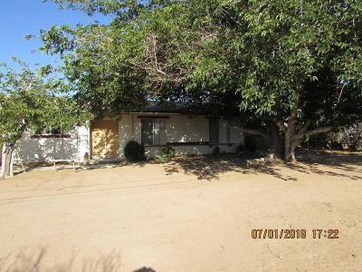 Hesperia Single Family Home For Sale: 11555 Calcite Avenue