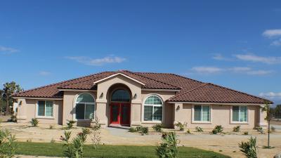 Hesperia Single Family Home For Sale: 8697 Maple Avenue