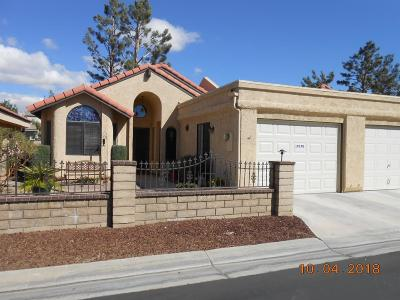 Apple Valley Single Family Home For Sale: 19170 Elm Drive