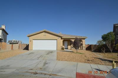 Adelanto Single Family Home For Sale: 10597 Inyo Court