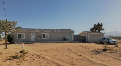 Phelan CA Single Family Home For Sale: $199,800