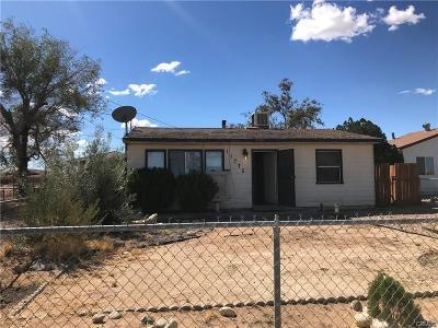 Adelanto Single Family Home For Sale: 11775 Chamberlaine Way