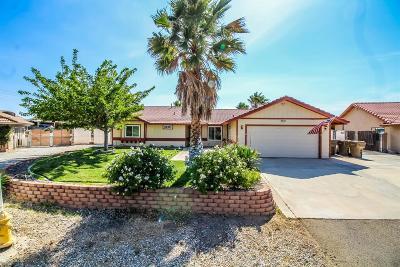 Hesperia Single Family Home For Sale: 7252 Via Antiqua Street