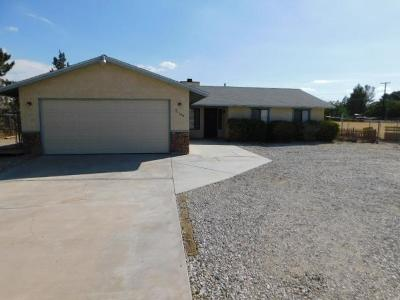 Apple Valley Single Family Home For Sale: 21185 Lone Eagle Road