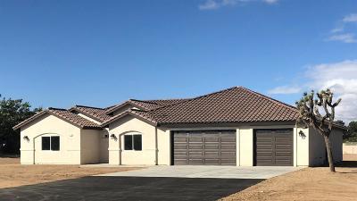 Hesperia Single Family Home For Sale: 10438 7th Avenue