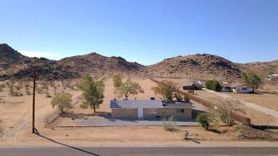 Apple Valley Single Family Home For Sale: 24001 Standing Rock Road