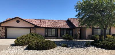 Apple Valley Single Family Home For Sale: 13471 Ivanpah Road