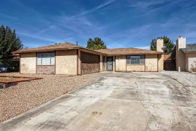 Adelanto Single Family Home For Sale: 10444 Napa Road