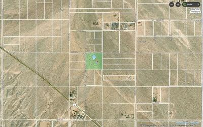 Lucerne Valley Residential Lots & Land For Sale: Sutter Road