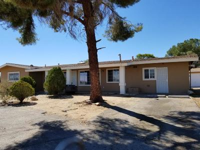 Hesperia Single Family Home For Sale: 10360 Peach Avenue