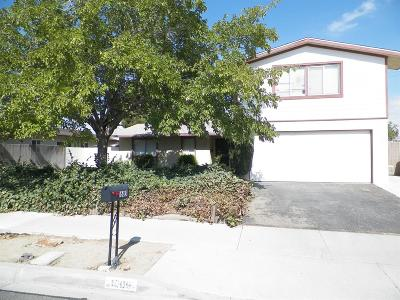 Barstow Single Family Home For Sale: 1605 Forane Street