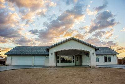 Hesperia Single Family Home For Sale: 7524 Lyons Avenue