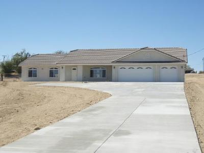 Hesperia Single Family Home For Sale: 11646 Orchid Avenue
