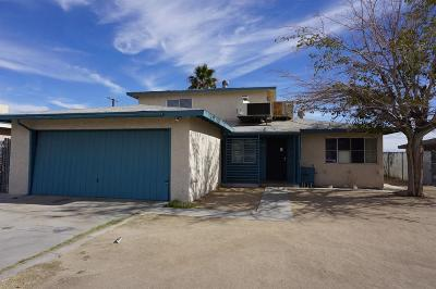 Barstow Single Family Home For Sale: 631 Elm Drive