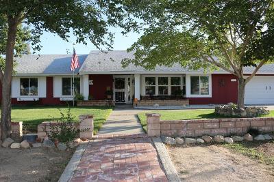 Victorville Single Family Home For Sale: 13609 Sierra Road