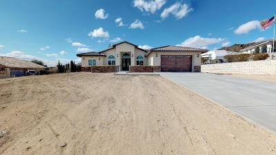 Apple Valley Single Family Home For Sale: 16584 Olalee Road