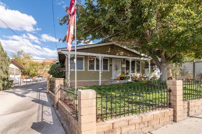 Barstow Single Family Home For Sale: 423 S 1st Avenue