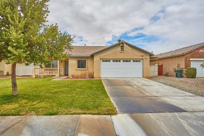 Adelanto Single Family Home For Sale: 11828 Taylor Street