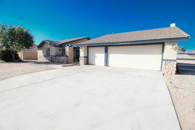 Apple Valley Single Family Home For Sale: 20234 Ochoa Road
