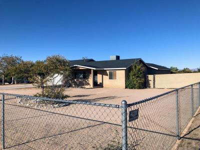 Hesperia Single Family Home For Sale: 9161 La Grange Avenue