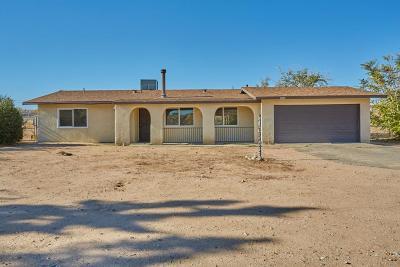 Hesperia Single Family Home For Sale: 8020 Alston Avenue