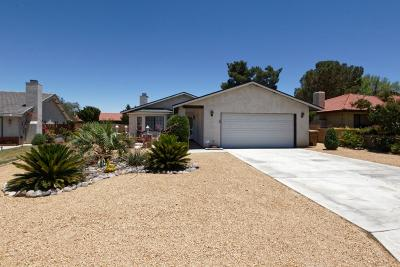 Victorville Single Family Home For Sale: 17850 Idyllwild Lane
