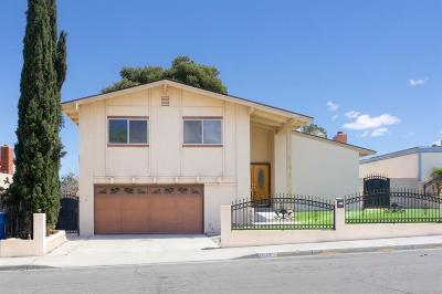 Barstow Single Family Home For Sale: 2013 Princeton Drive