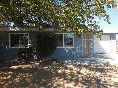 Victorville Single Family Home For Sale: 14854 Anacapa Road